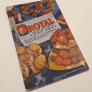 Vintage Royal Cookbook